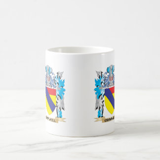 Cromwell Coat of Arms - Family Crest Classic White Coffee Mug