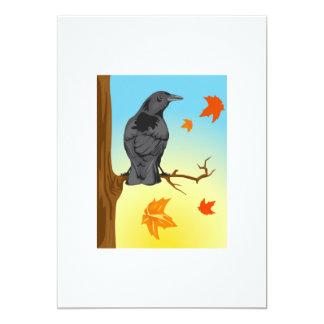 Cromwell Crow Card
