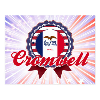 Cromwell, IA Postales