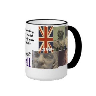 CROMWELL RINGER COFFEE MUG