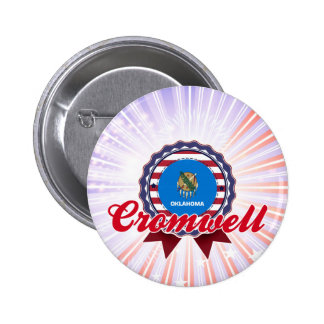 Cromwell, OK Button