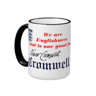CROMWELL RINGER MUG