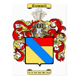 Cromwell Postales