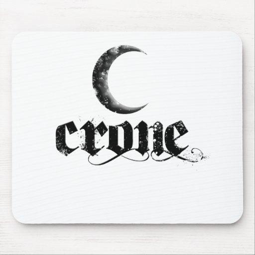crone mouse pads