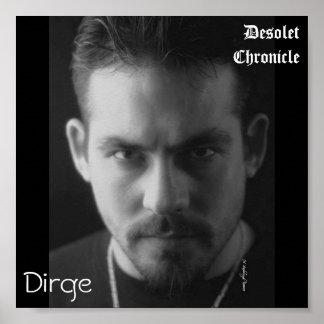 Crónica de Desolet - poster de la endecha