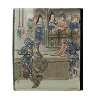 Crónica de Fr.16830 f.16v de Jacques de Lalain (ve