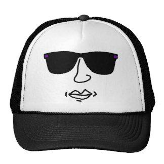 Crónicas de un hombre enojado gorra