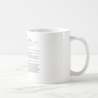 Cronin (significado) taza