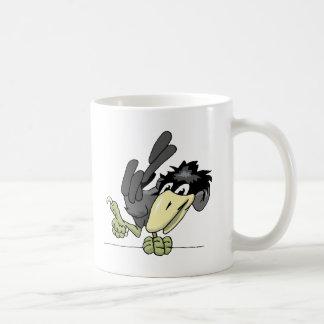 Cronnlin Crow Coffee Mug