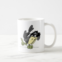 Cronnlin Crow Mugs