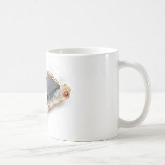 Cronología de la comunicación taza de café