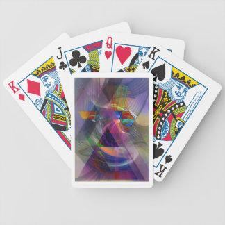 Cronología de la pirámide baraja cartas de poker