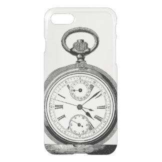 Cronómetro antiguo funda para iPhone 7