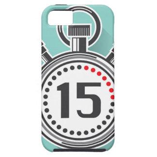 Cronómetro Funda Para iPhone SE/5/5s