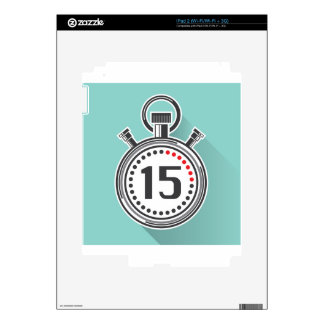 Cronómetro Skin Para El iPad 2