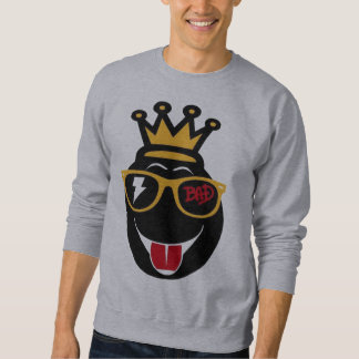 CROOK BAD FACE SWEATSHIRT
