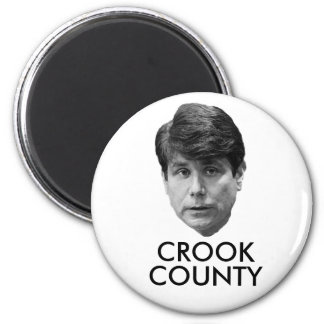 CROOK COUNTY 2 INCH ROUND MAGNET