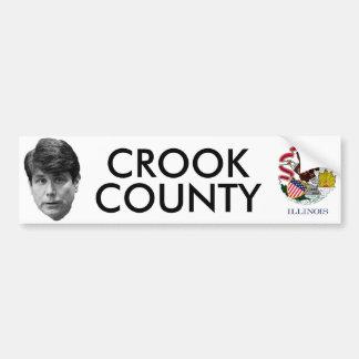 CROOK COUNTY BUMPER STICKER