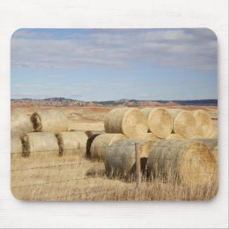 Crook County, Hay Bales 2 Mouse Pads
