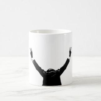 Crook Classic White Coffee Mug