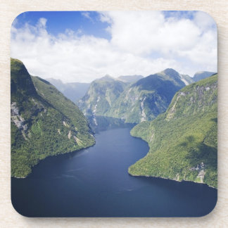 Crooked Arm, Malaspina Reach, Doubtful Sound, Drink Coaster