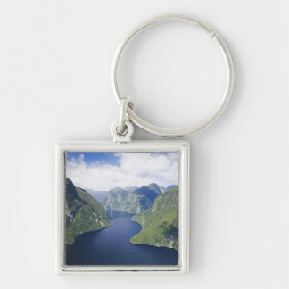 Crooked Arm, Malaspina Reach, Doubtful Sound, Keychain
