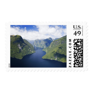 Crooked Arm, Malaspina Reach, Doubtful Sound, Stamps