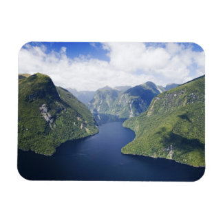 Crooked Arm, Malaspina Reach, Doubtful Sound, Rectangle Magnet