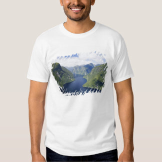 Crooked Arm, Malaspina Reach, Doubtful Sound, T-Shirt