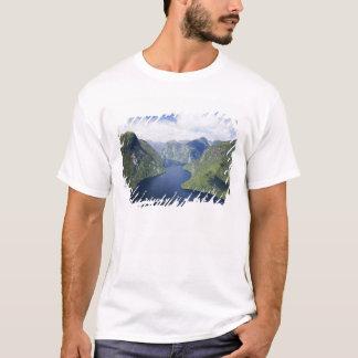 Crooked Arm, Malaspina Reach, Doubtful Sound, T-Shirt