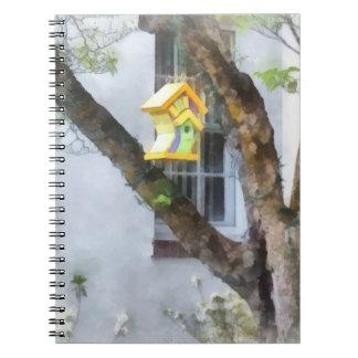 Crooked Bird House Notebooks