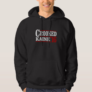 Crooked Clinton Kaine 2016 - Hoodie