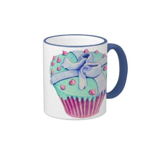 Crooked Cupcake Mug
