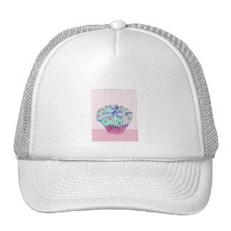 Crooked Cupcake pink Hat