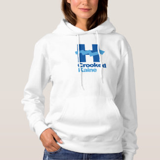 Crooked Hillary and Tim Kaine 2016 - Hoodie
