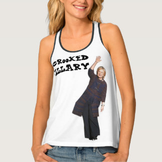 Crooked Hillary Tank Top