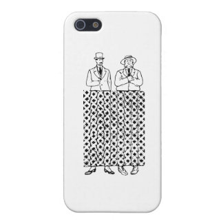 Crooked Leg Optical Illusion Covers For iPhone 5