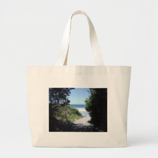 Crooked Path Tote Bag
