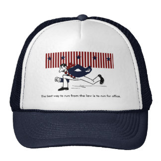 Crooked Politicians Trucker Hat