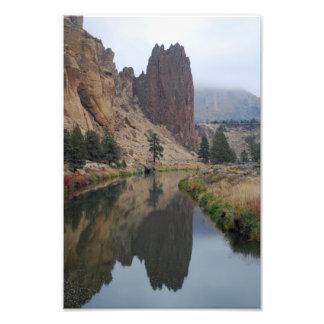 Crooked River at Smith Rock Photo Art