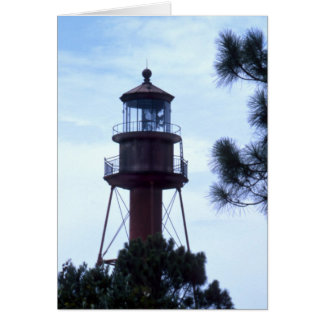 Crooked River Lighthouse Card