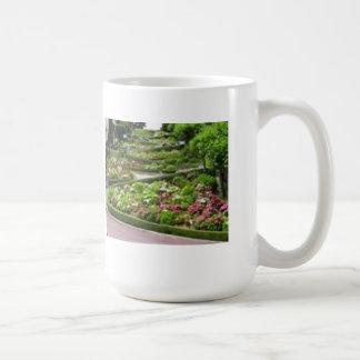 Crooked Street Classic White Coffee Mug