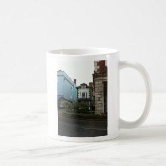 Crooked Tea House Coffee Mug
