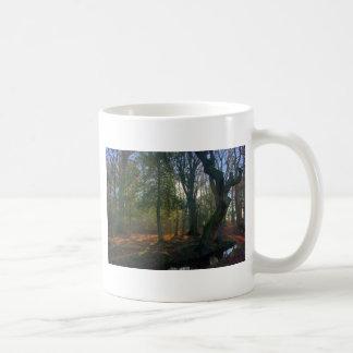 Crooked Tree and River Coffee Mug