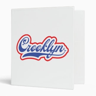 Crooklyn, NYC Binder