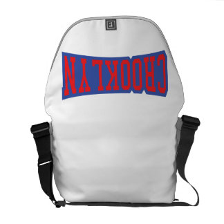 CROOKLYN, NYC COURIER BAG