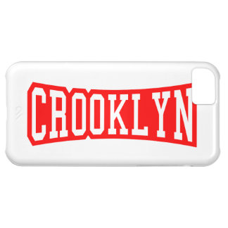 CROOKLYN, NYC COVER FOR iPhone 5C