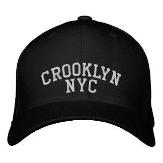 Crooklyn NYC Gorro Bordado