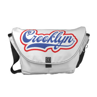 Crooklyn, NYC Messenger Bag