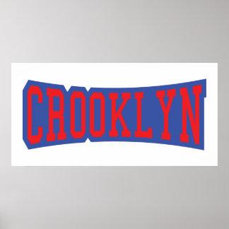 CROOKLYN, NYC PÓSTER